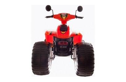 Электроквадроцикл Jet Runner Big Beach Racer Red