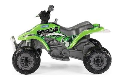 Электроквадроцикл Peg-Perego Corral Bearcat