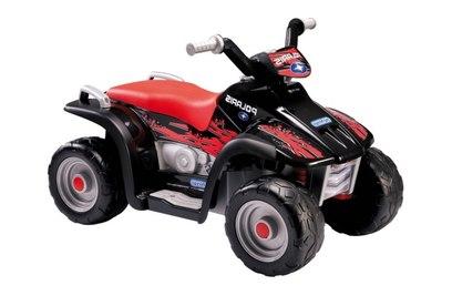 Электроквадроцикл Peg-Perego Polaris Sportsman 400 Nero