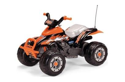 Детский квадроцикл Peg-Perego Corral T-Rex 2013