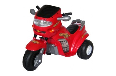 Электромотоцикл детский TCV Golden Eagle