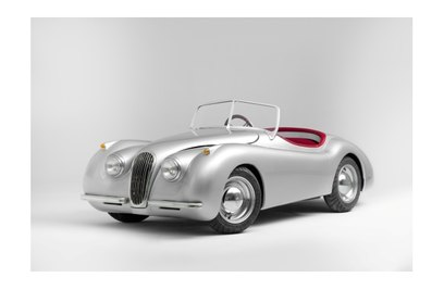 Бензиновый автомобиль JuniorCars Jaguar XK120