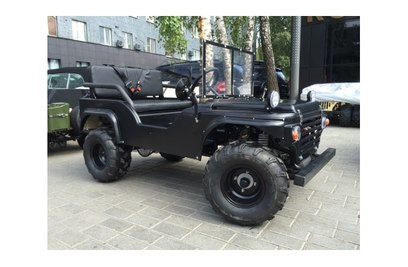 Бензиновый джип Willys Land Rover 150 cc