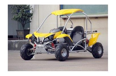 Бензиновый багги Joy Automatic Motor Rally FC110