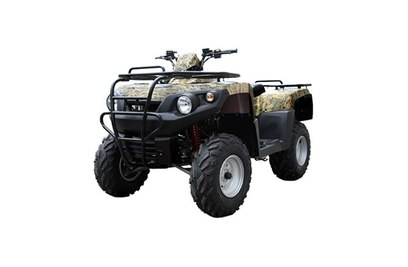 Бензиновый квадроцикл Simbel Tusker 250
