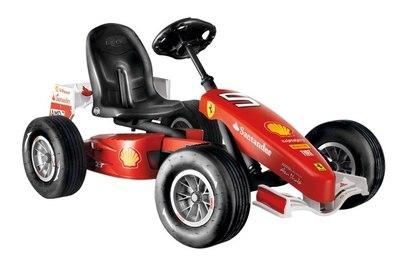 Педальная машина Berg Ferrari F150