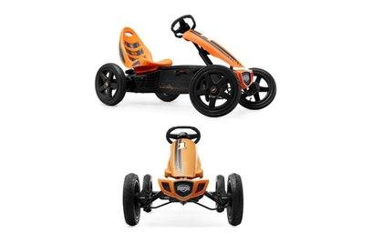 Педальный автомобиль Berg Rally Orange