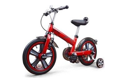 Детский двухколесный красный велосипед Rastar - RSZ1401CR