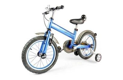 Детский двухколесный синий велосипед Rastar - RSZ1602LA