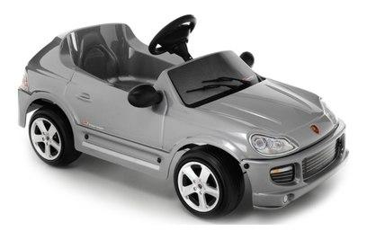 Детский автомобиль Porsche Cayenne