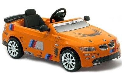 Электромобиль Toys Toys BMW M3 GT Orange