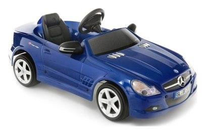 Электро автомобиль Mercedes SL500