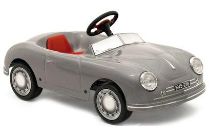Электромашина Porsche 356
