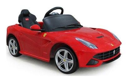 Электро автомобиль Rastar Ferrari F12