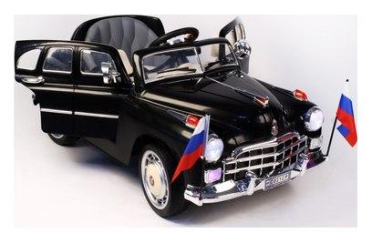Электромобиль для детей Волга