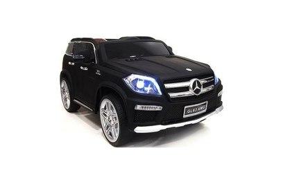 Электромобиль Mercedes-Benz GL63 AMG (черный, вишня матовый, вишня глянцевый) - GL63-MATT