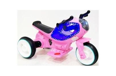 Электромотоцикл HC-1388 (белый, красный, синий, зеленый, розовый)