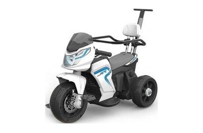 Электромотоцикл детский, цвет белый HL-108