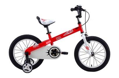 Детский велосипед Royal Baby Honey Steel 16