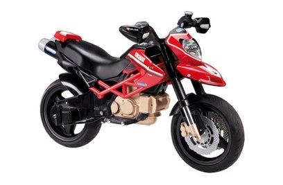 Электромотоцикл Peg-Perego Ducati Hypermotard - IGMC0015