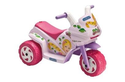 Электромотоцикл Peg-Perego Raider Mini Princess - IGMD0003