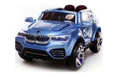 Электромобиль Kids Cars BMW X9 Leather Edition - KT6575
