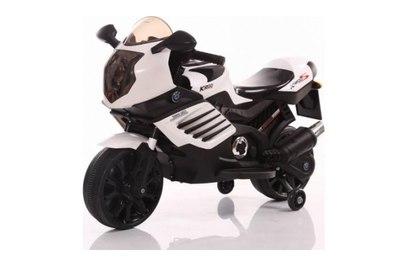 Электромотоцикл (белый) Jiajia LQ-168
