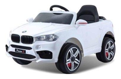 Электромобиль BMW O006OO VIP (красный, черный, белый)