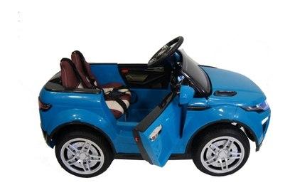Электромобиль Range O007OO-VIP (белый, красный, синий, оранжевый)