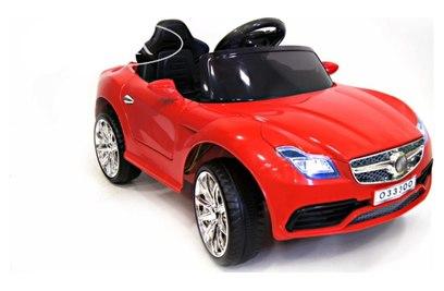 Электромобиль River Toys O333OO Leather