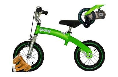 Детский беговел-велосипед Royal Baby Pony (2 в 1) 12