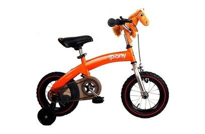 Детский беговел-велосипед Royal Baby Pony (2 в 1) 14
