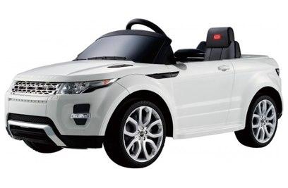 Радиоуправляемый электромобиль Rastar Land Rover Evoque 12V White - 81400-W