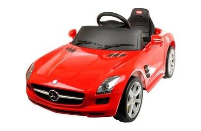 Радиоуправляемый электромобиль Rastar Mercedes-Benz SLS AMG Red - 81600-R