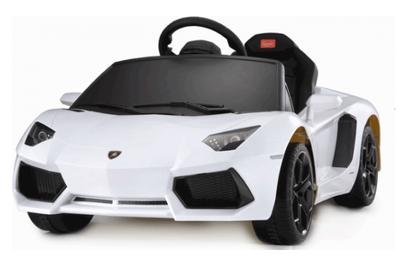Радиоуправляемый электромобиль Rastar Lamborghini Aventador LP 700-4 White - 81700-W