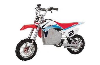 Электромотоцикл Razor SX500 McGrath
