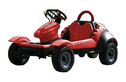 Электромобиль Simbel R300 Eco