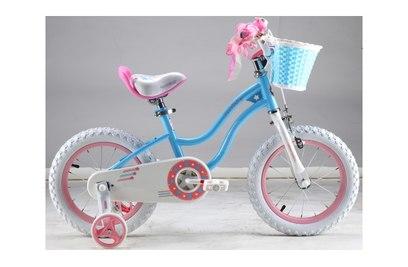 Детский велосипед Royal Baby Stargirl Steel 12