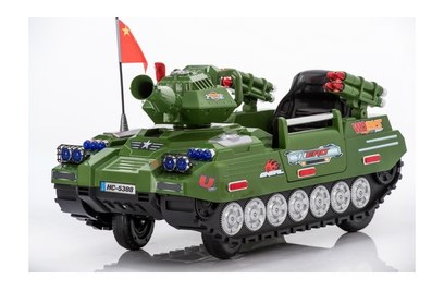 Танк С222СР с дистанционным управлением