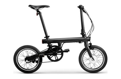 Электровелосипед Xiaomi Mi Qicycle folding electric bike