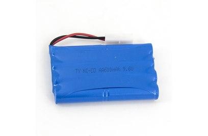 Аккумулятор Ni-Cd 9.6V 600 mAh AA для автомодели YED1601 / 1602