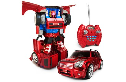 Радиоуправляемый робот трансформер - 28118 - купить в Rc-like