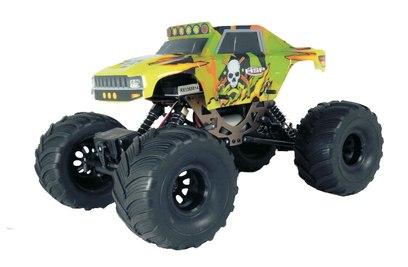 Радиоуправляемый краулер HSP Rock Crawler 4WD 1:16 Dominator 2.4G - 94681-681С