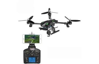 WLToys Q323-B квадрокоптер с WiFi камерой