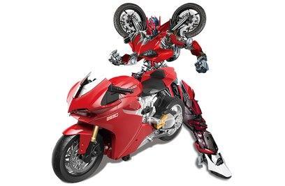 Радиоуправляемый мотоцикл Duccati - трансформер 1:14 - MZ-2830P