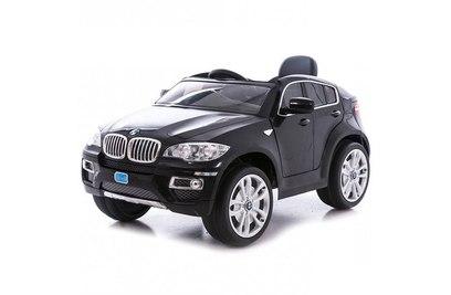 Радиоуправляемый детский электромобиль Джип BMW X6 12V - JJ258
