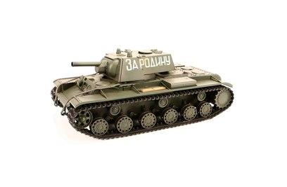 Радиоуправляемый танк VSTank KV-1 Infrared Green 2.4G - A03103001