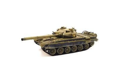 Радиоуправляемый танк VSTank T72M1 Airsoft Green 2.4G - A03102975