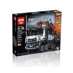Конструктор Lepin Technics 20005 грузовик Mercedes-Benz Arocs 3245 (аналог LEGO Technic 42043)