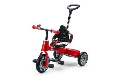 Детский трехколесный складной велосипед BMW MINI Rastar RSZ3003